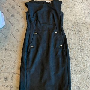 Gently used Calvin Klein dress